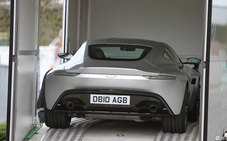 Aston Martin DB April Autogespot - Aston martin db 10