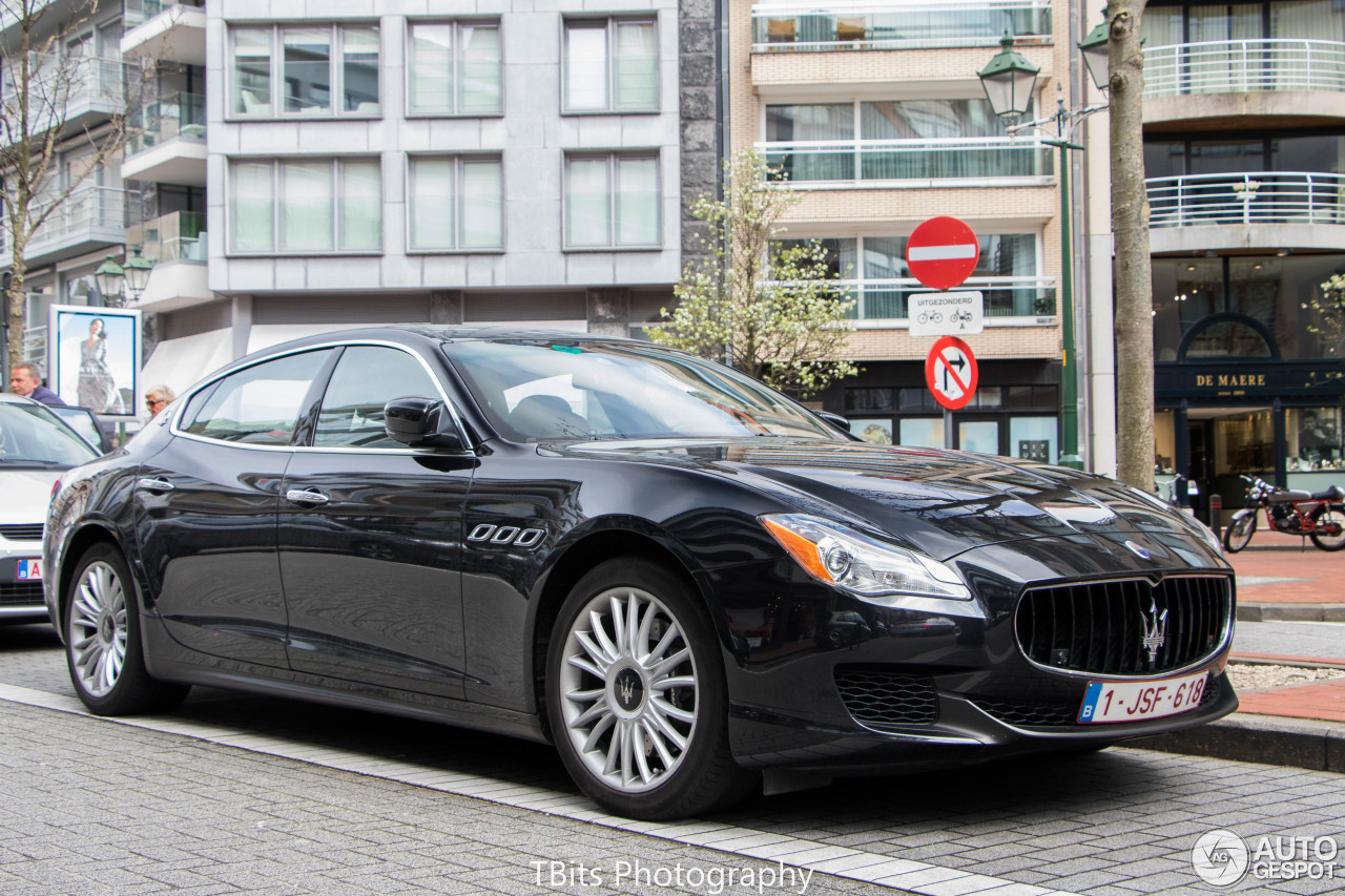 maserati quattroporte s q4 2013 16 april 2016 autogespot. Black Bedroom Furniture Sets. Home Design Ideas