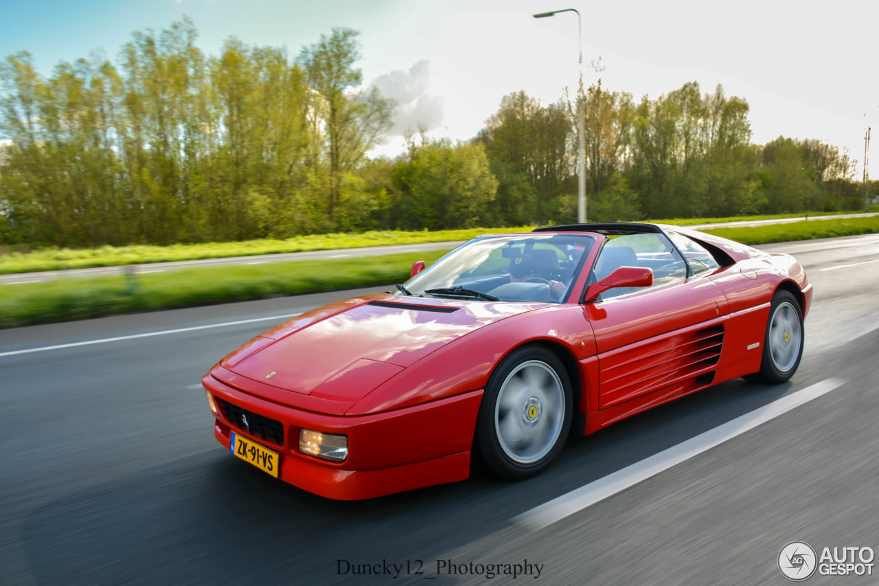 ferrari 348 ts 17 april 2016 autogespot. Black Bedroom Furniture Sets. Home Design Ideas