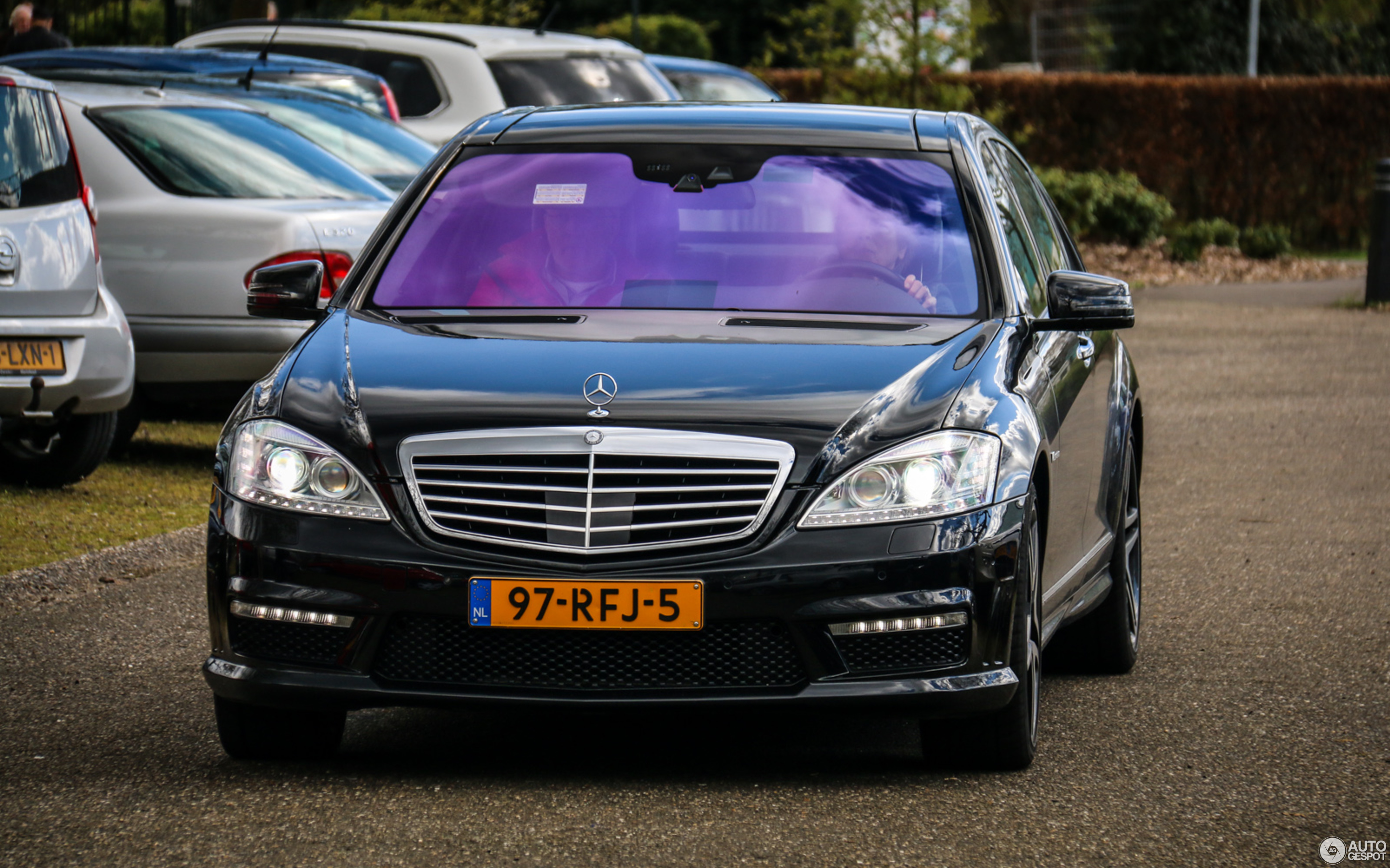 Mercedes Benz S 63 AMG W221 2011 17 April 2016 Autogespot