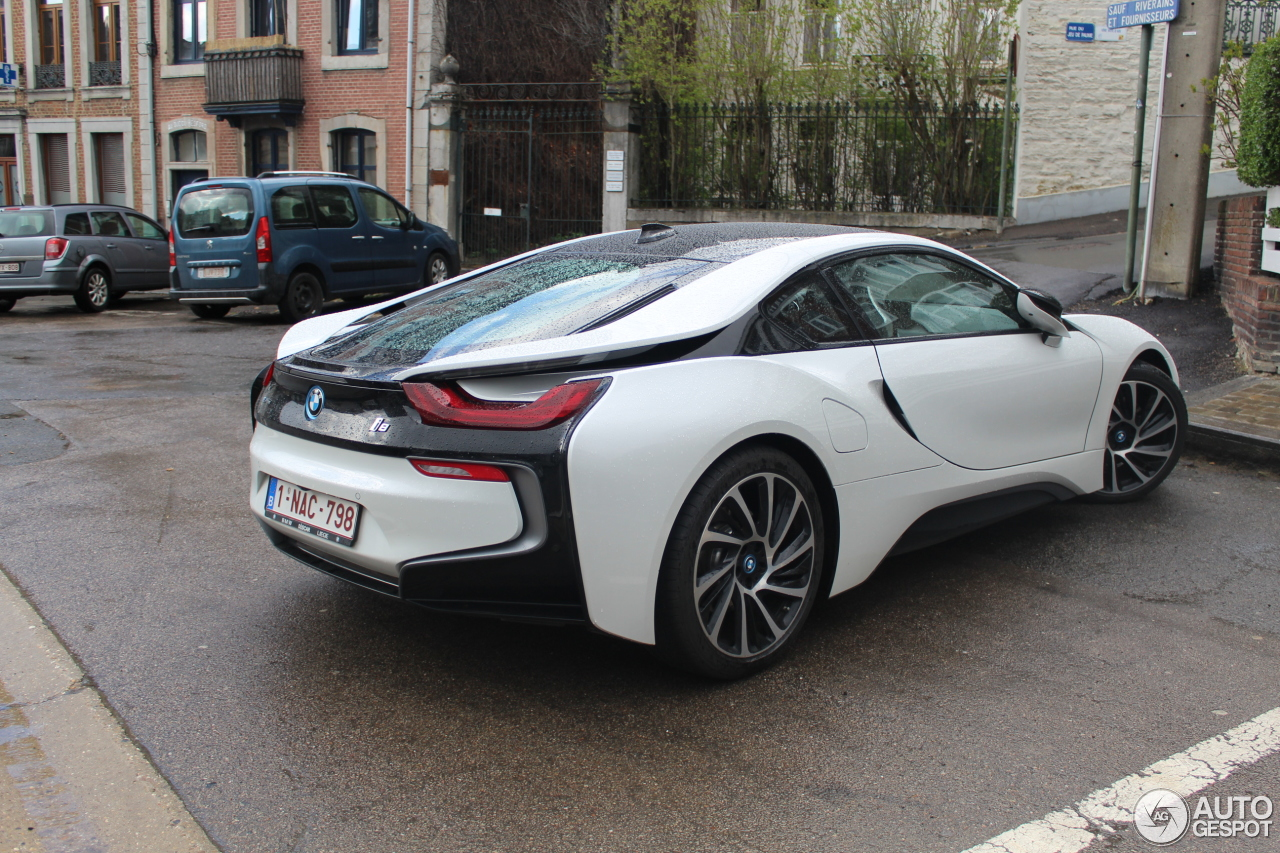 Bmw I8 18 April 2016 Autogespot