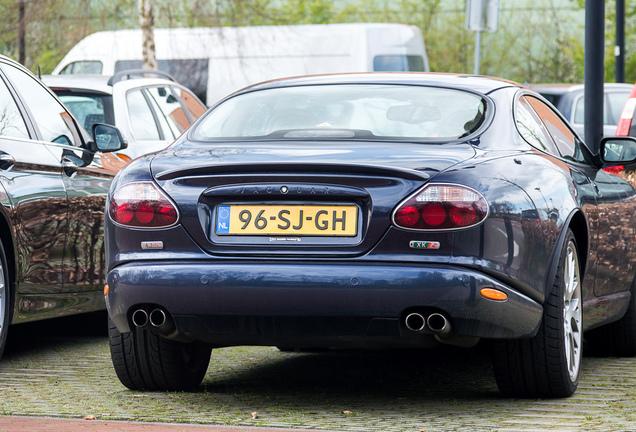 Jaguar XKR 4.2-S