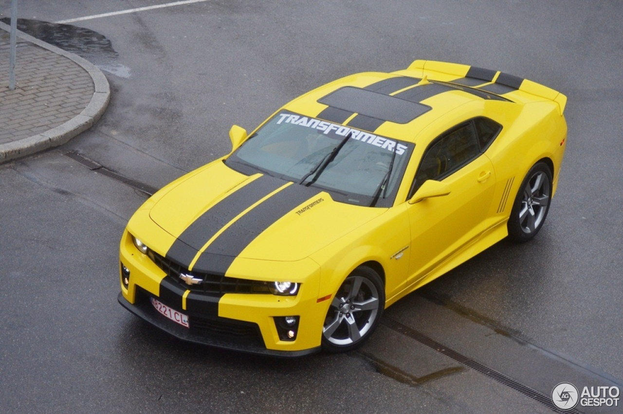 chevrolet camaro ss transformers edition 19 april 2016 autogespot. Black Bedroom Furniture Sets. Home Design Ideas
