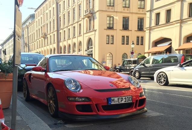 Porsche 9ff GTurbo 1000