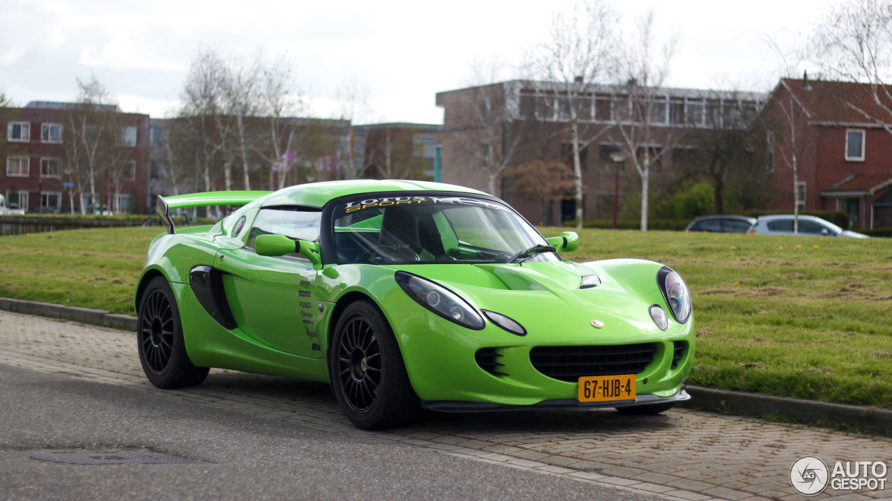 lotus elise s2 135r 22 april 2016 autogespot. Black Bedroom Furniture Sets. Home Design Ideas