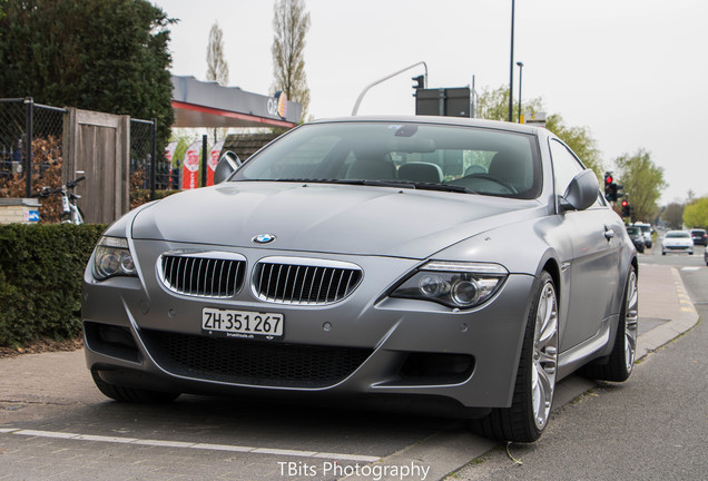 BMW M6 E63 Competition Limited Edition