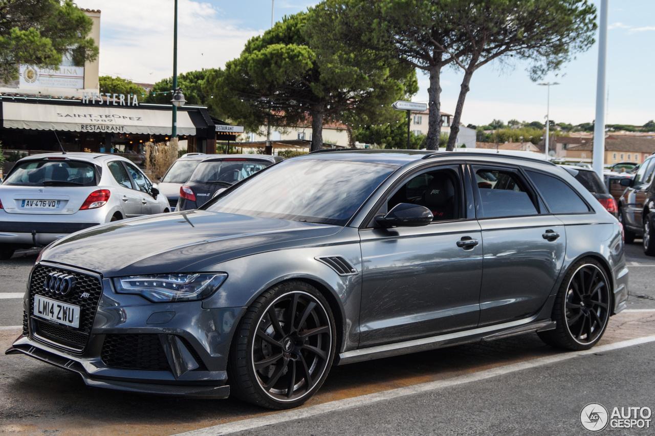Audi Abt Rs6 R Avant C7 23 Avril 2016 Autogespot