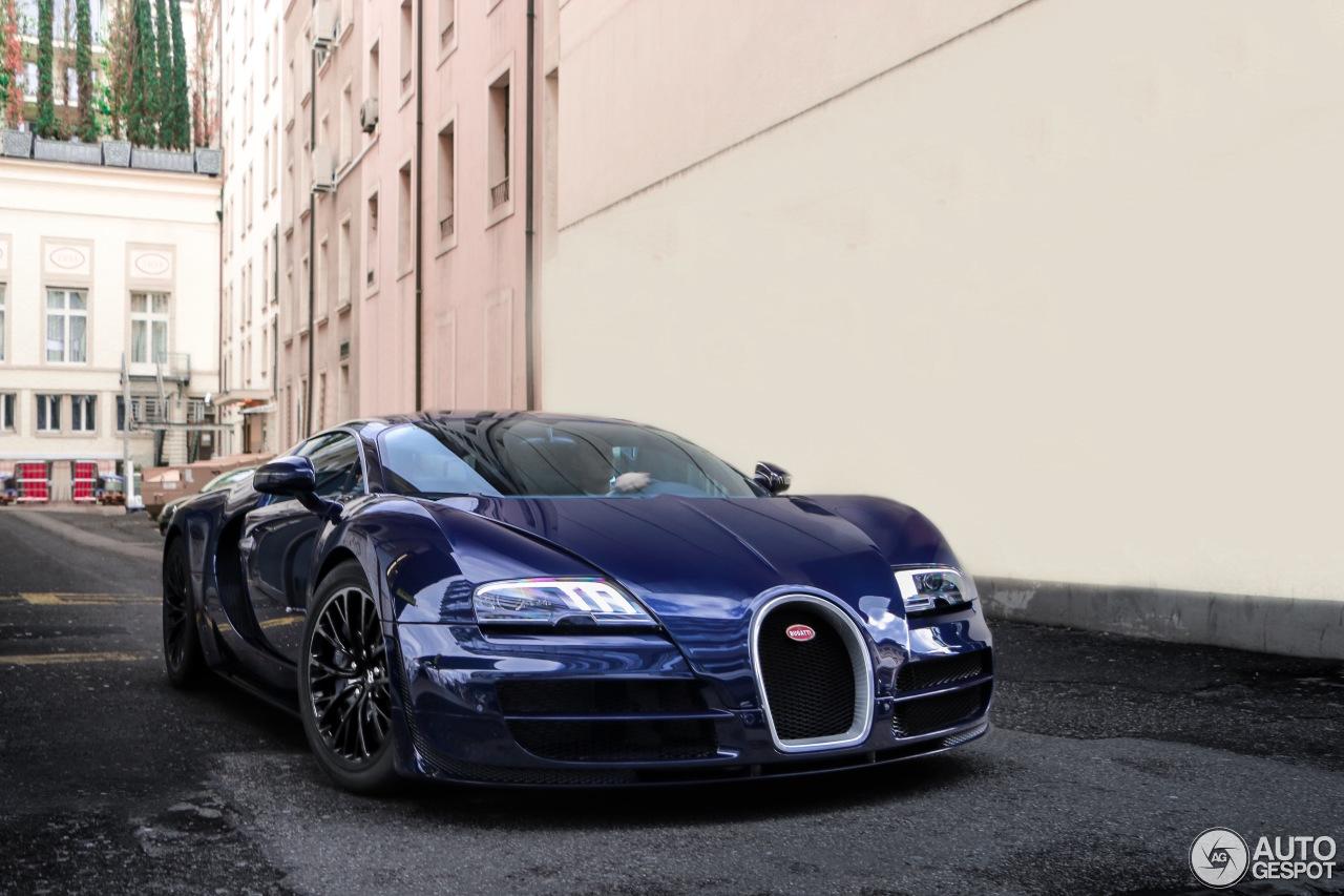 Bugatti Veyron 16 4 Super Sport 23 April 2016 Autogespot