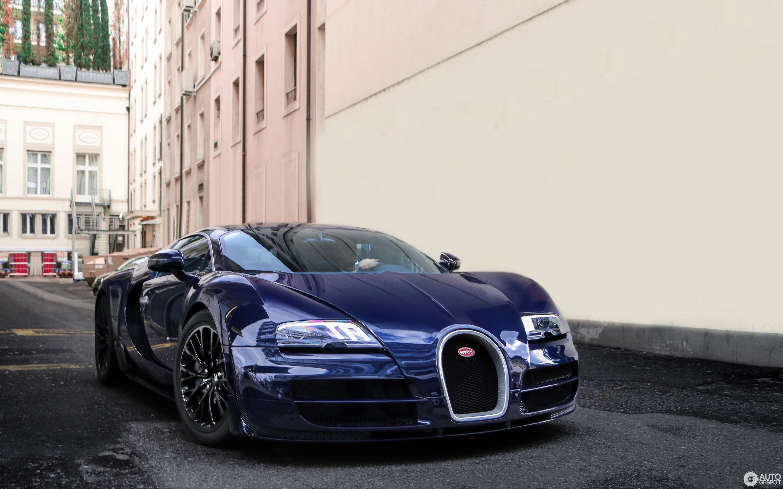 2016 Bugatti Veyron Super Sport