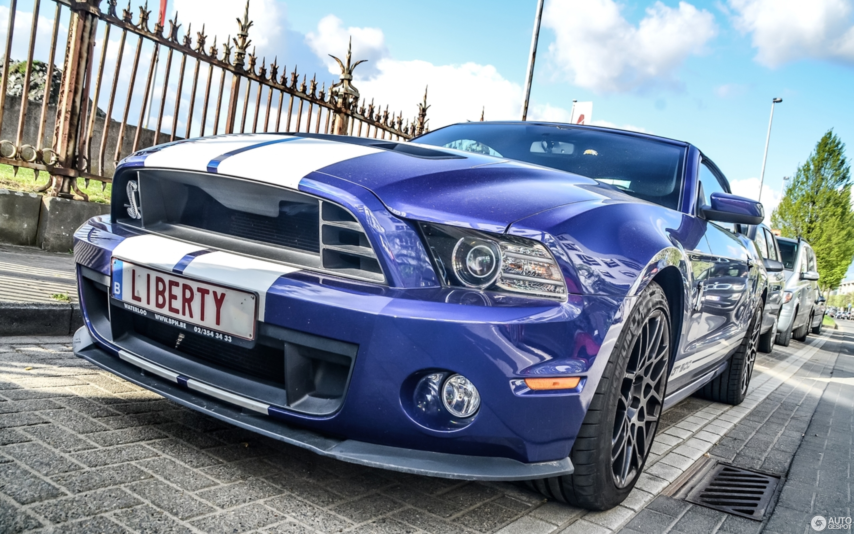 Ford Mustang Shelby GT500 Convertible 2014 24 April 2016 Autogespot