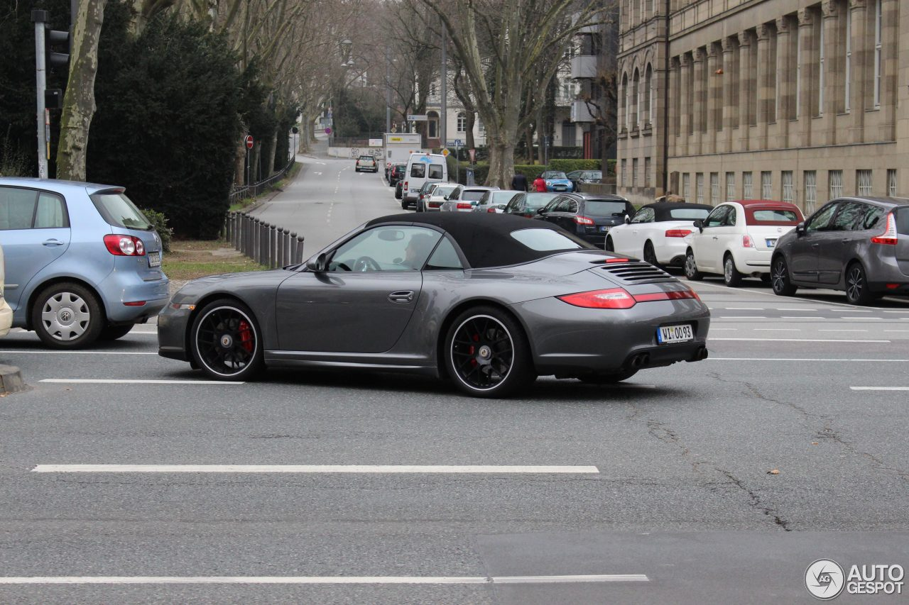 porsche 997 carrera 4 gts cabriolet 25 april 2016 autogespot. Black Bedroom Furniture Sets. Home Design Ideas