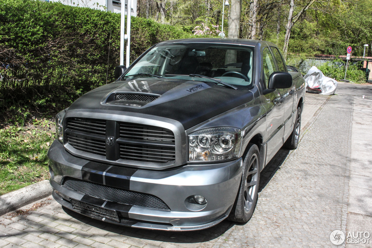 Dodge Ram Srt 10 Quad Cab 27 April 2016 Autogespot
