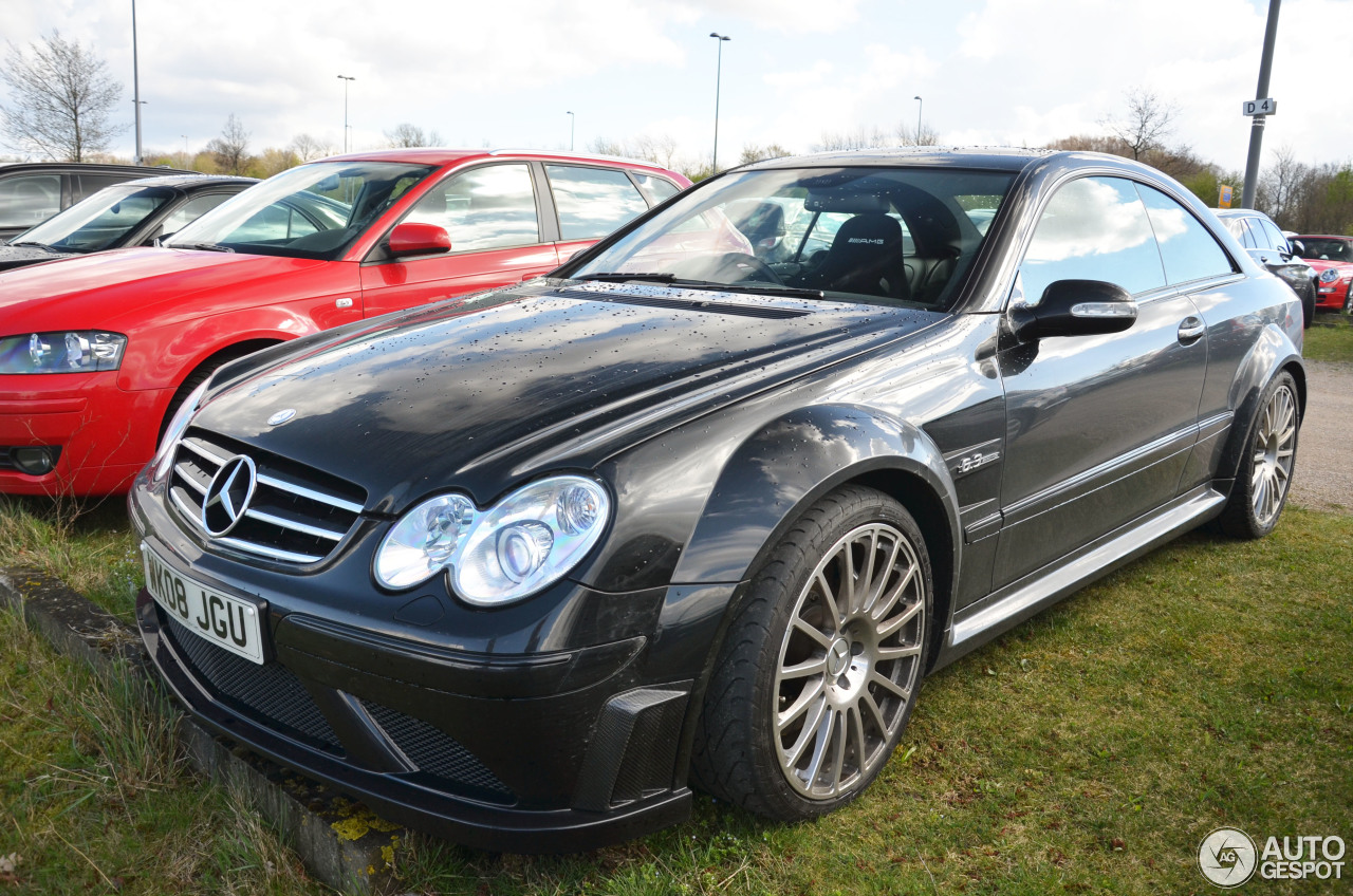 Mercedes benz clk 63 amg black series 27 april 2016 for Mercedes benz clk black series
