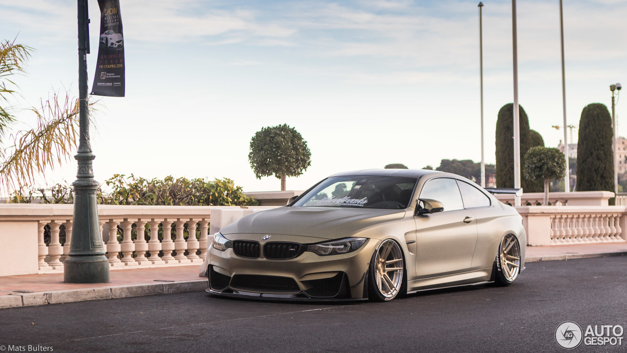 Bmw M4 F82 Coup 233 Z Performance 28 April 2016 Autogespot
