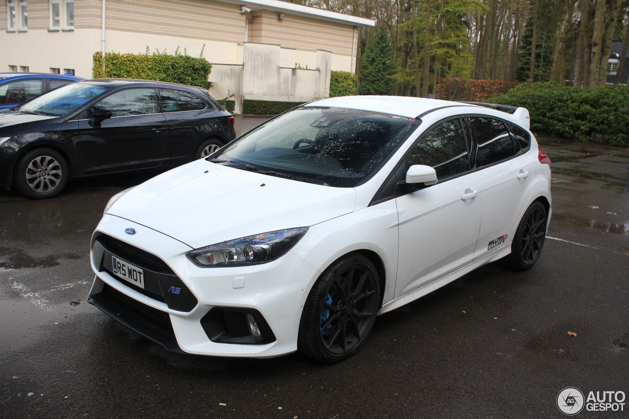ford focus rs 2015 28 april 2016 autogespot. Black Bedroom Furniture Sets. Home Design Ideas