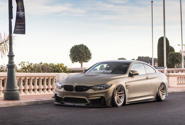 BMW M4 F82 Coupé Z-Performance