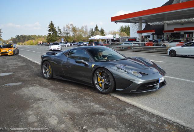 Ferrari 458 Speciale Novitec Rosso