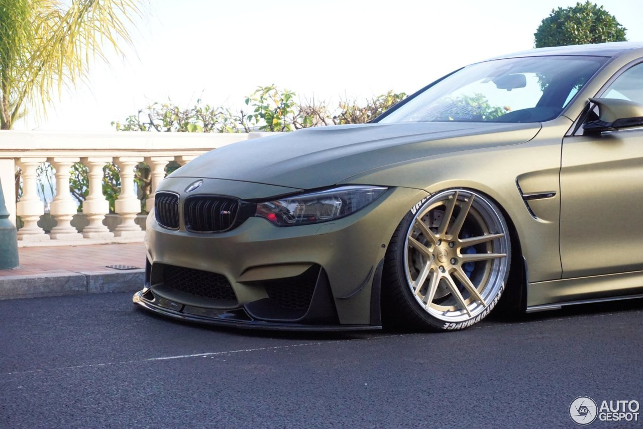 Bmw M4 F82 Coup 233 Z Performance 2 May 2016 Autogespot
