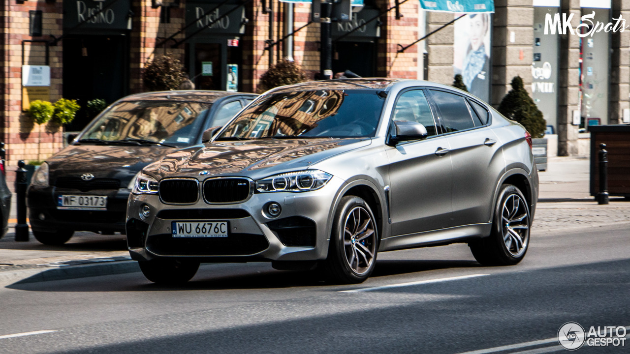 Bmw X6 M F86 2 May 2016 Autogespot
