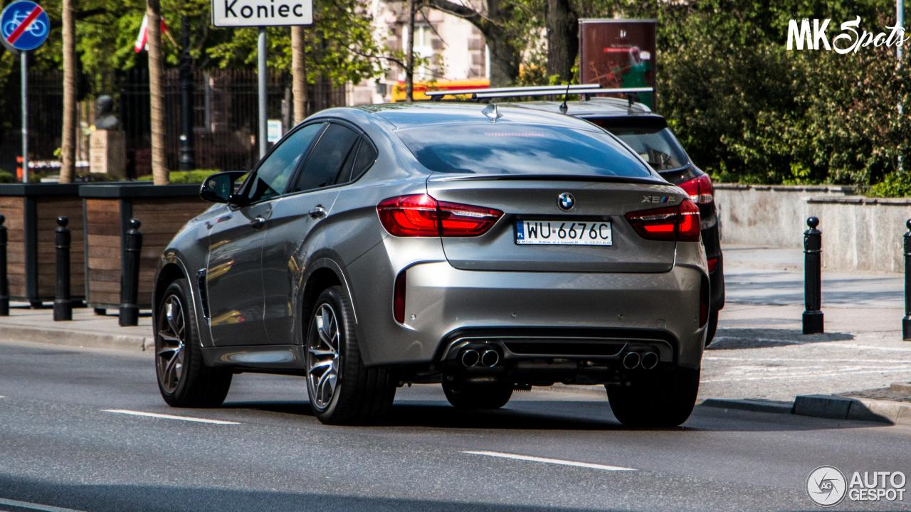 Bmw X6 M F86 2 May 2016 Autogespot