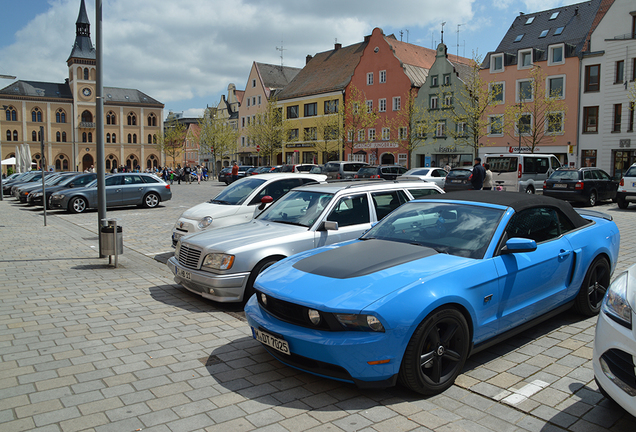 Ford Mustang GT Convertible 2010