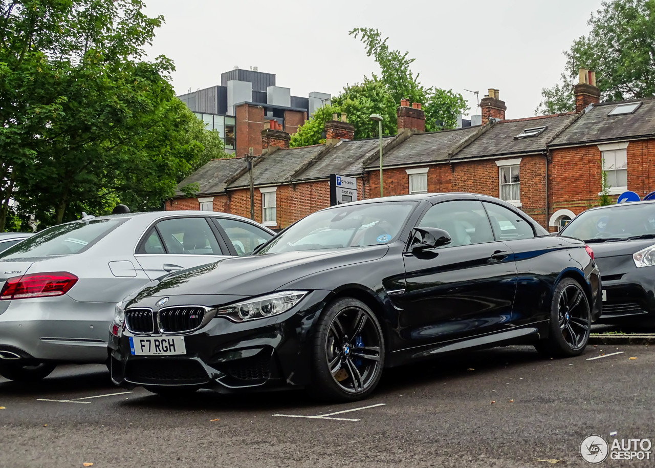 Bmw M4 F83 Convertible 6 May 2016 Autogespot