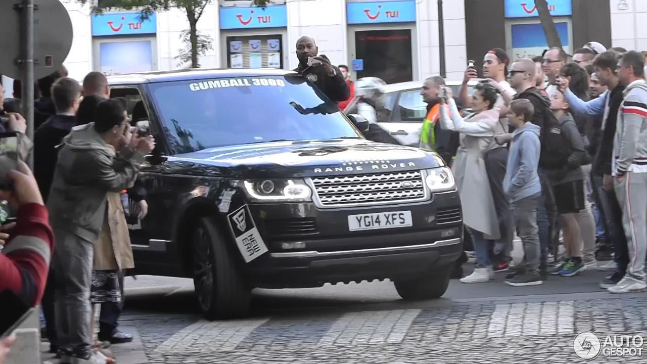 Land Rover Range Rover Vogue - 6 mei 2016 - Autogespot