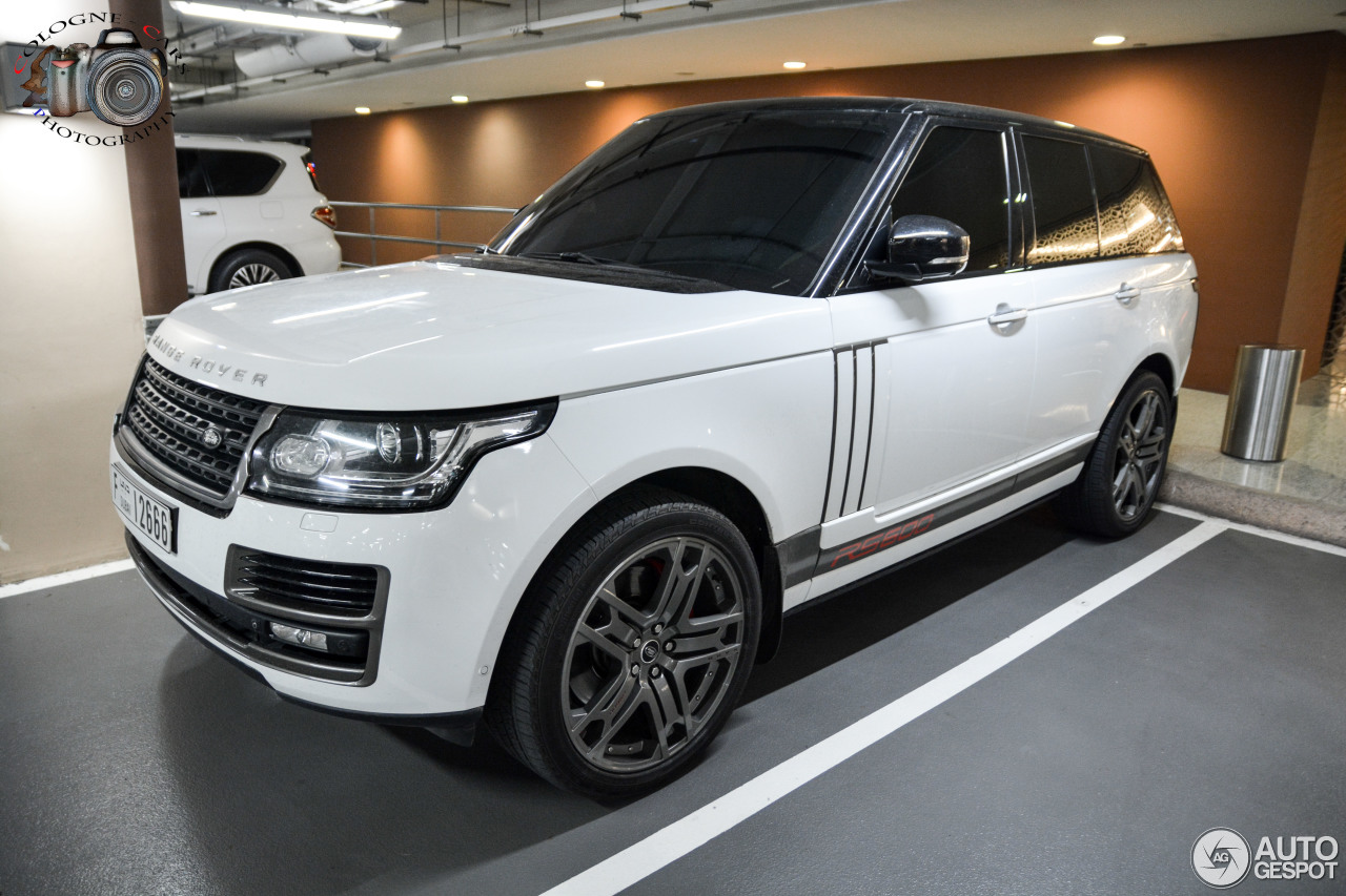 Range Rover Svr For Sale >> Land Rover Range Rover Vogue RS600 by Project Kahn - 6 May 2016 - Autogespot