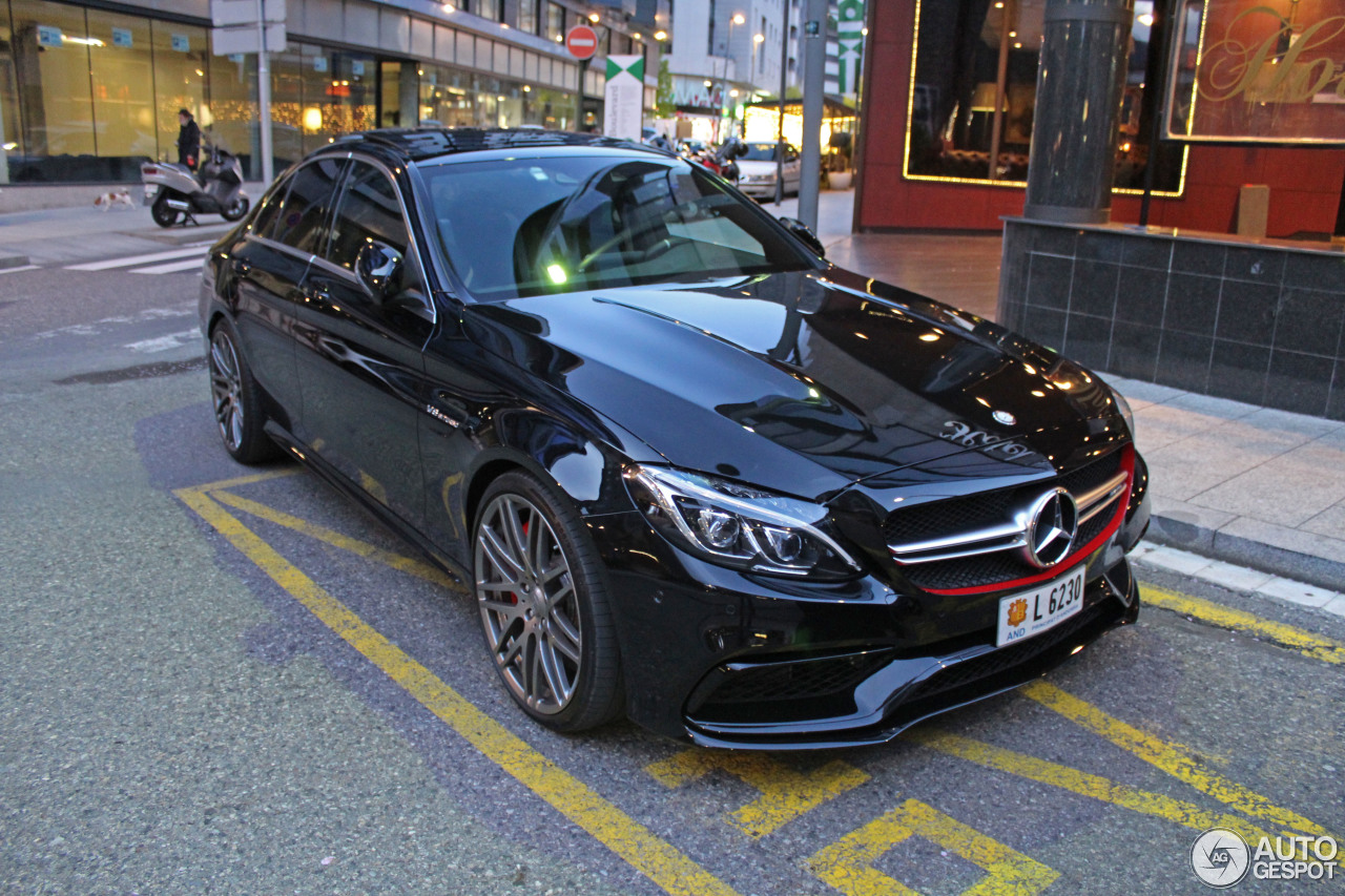 mercedes amg c 63 s w205 6 may 2016 autogespot. Black Bedroom Furniture Sets. Home Design Ideas