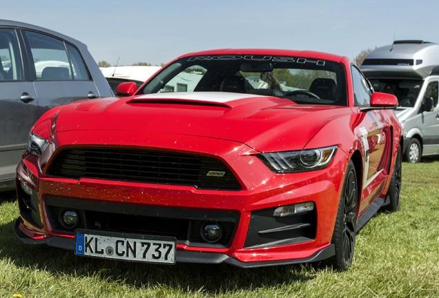 Ford Mustang Roush Warrior S/C 2015