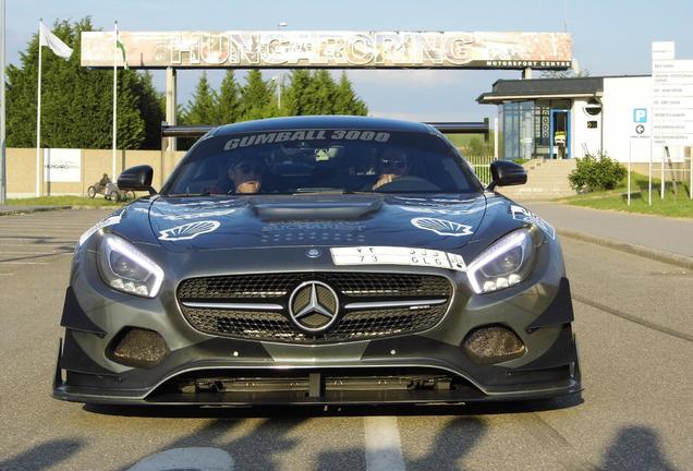 Mercedes-AMG GT S Galag TG3