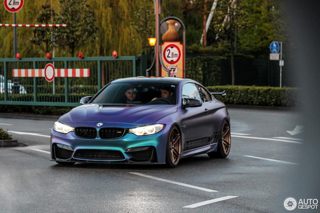 BMW PP Performance F82 M4 600HP - 7 May 2016 - Autogespot