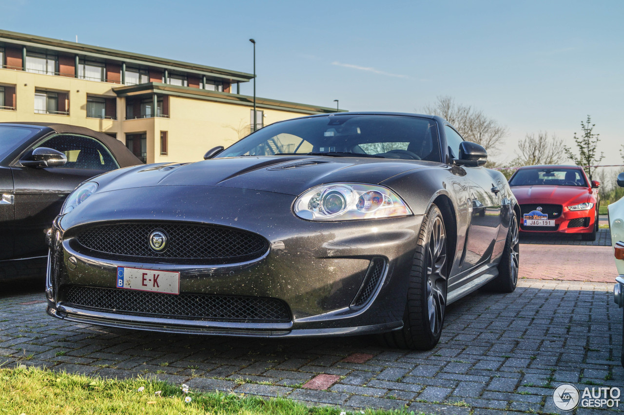 Jaguar XKR Special Edition - 7 May 2016 - Autogespot
