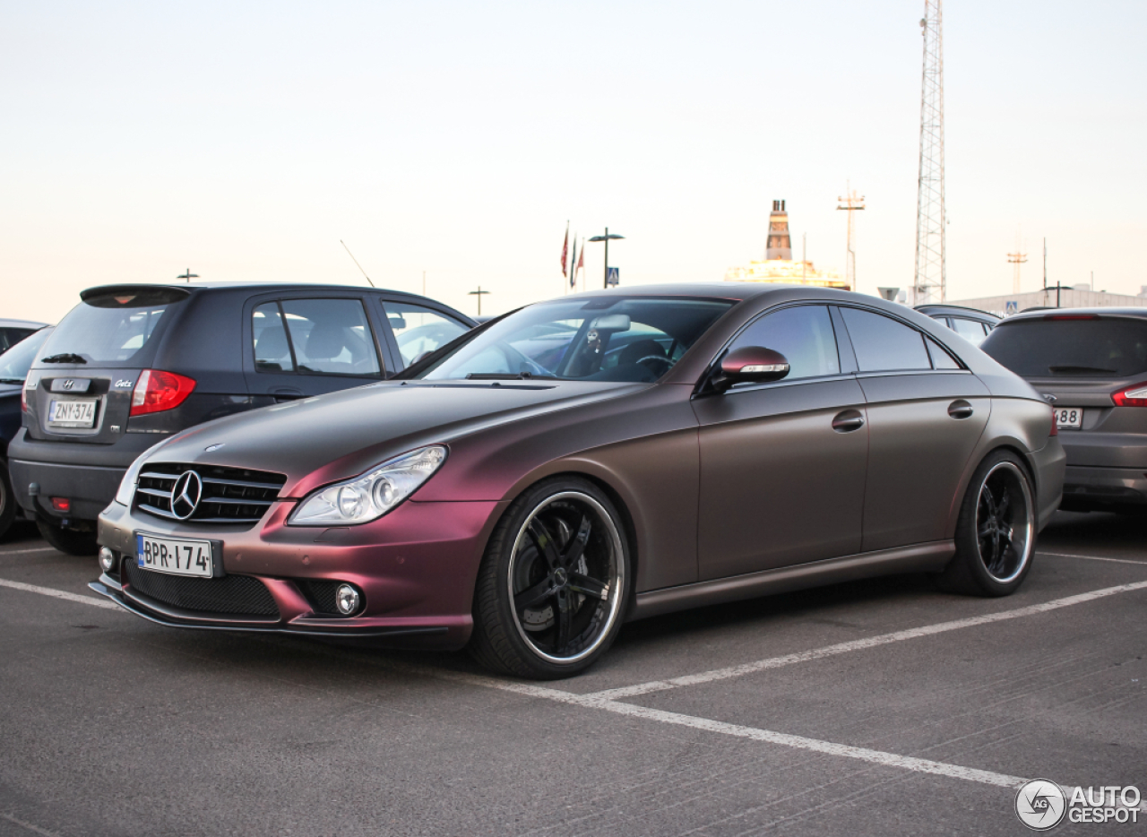 Mercedes benz cls 55 amg 7 may 2016 autogespot for Mercedes benz 07