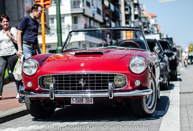 Ferrari 250 GT Cabriolet Pininfarina Series II
