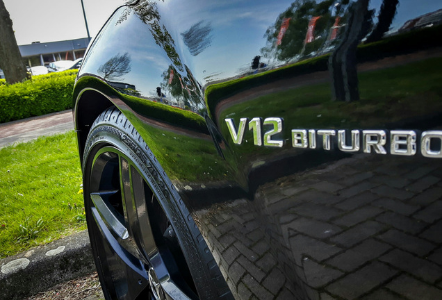 Mercedes-Benz S 65 AMG V221