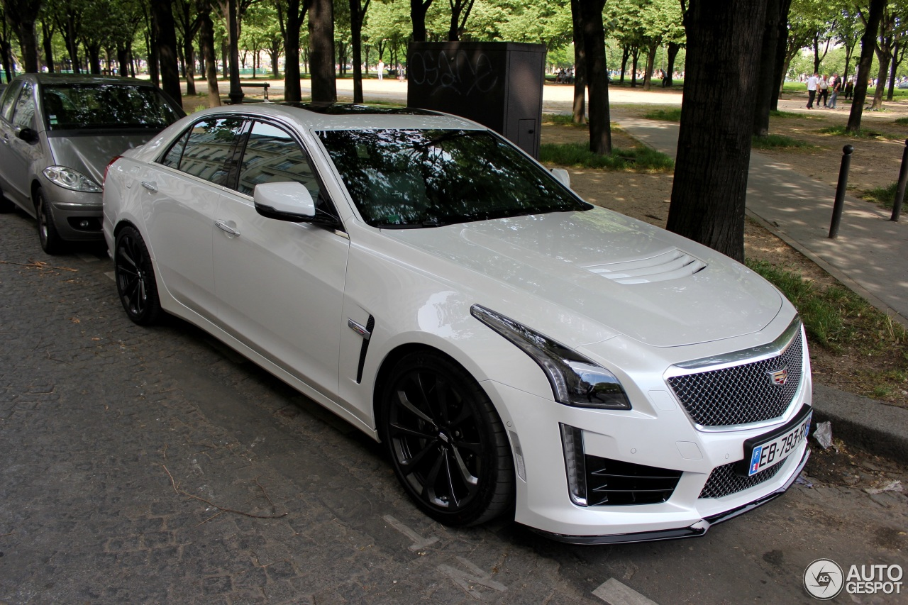 cadillac cts v 2015 8 may 2016 autogespot. Black Bedroom Furniture Sets. Home Design Ideas