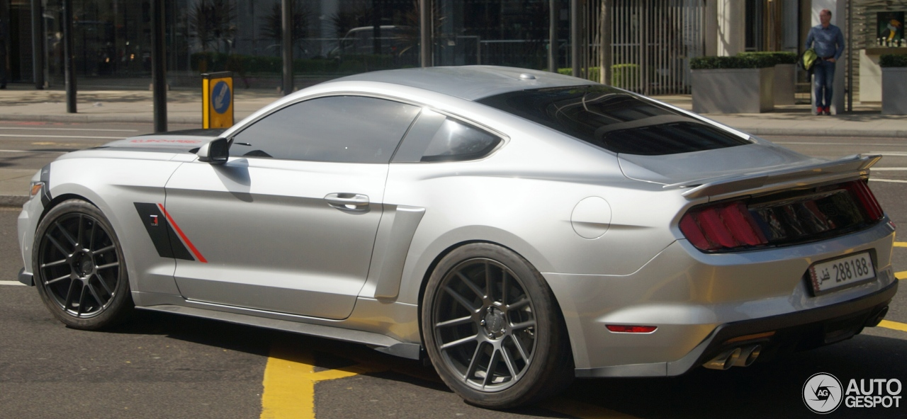 ford mustang roush stage 2 2015 11 may 2016 autogespot. Black Bedroom Furniture Sets. Home Design Ideas