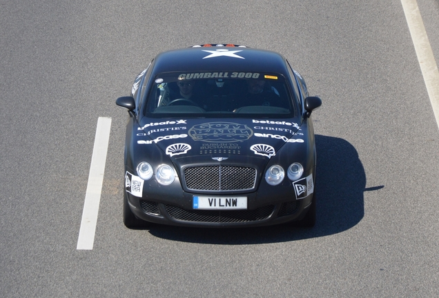 Bentley Continental GT Speed