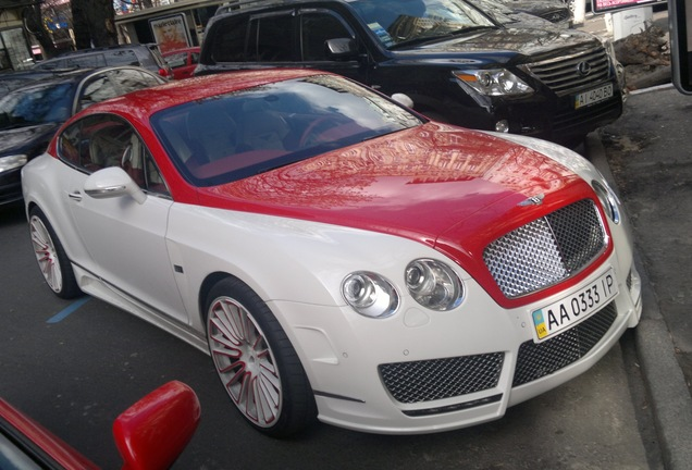 Bentley Mansory Continental GT Speed Series 51