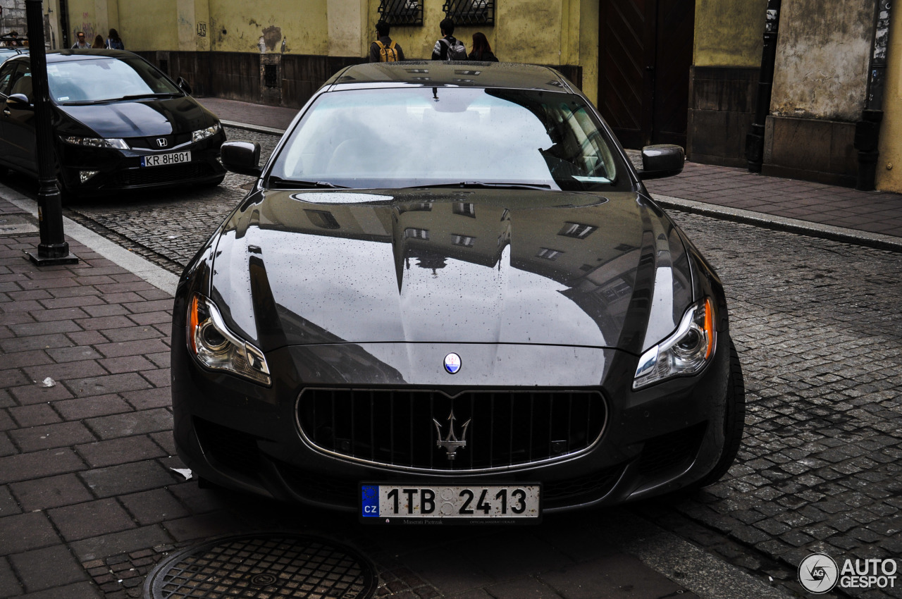 maserati quattroporte s q4 2013 13 may 2016 autogespot. Black Bedroom Furniture Sets. Home Design Ideas