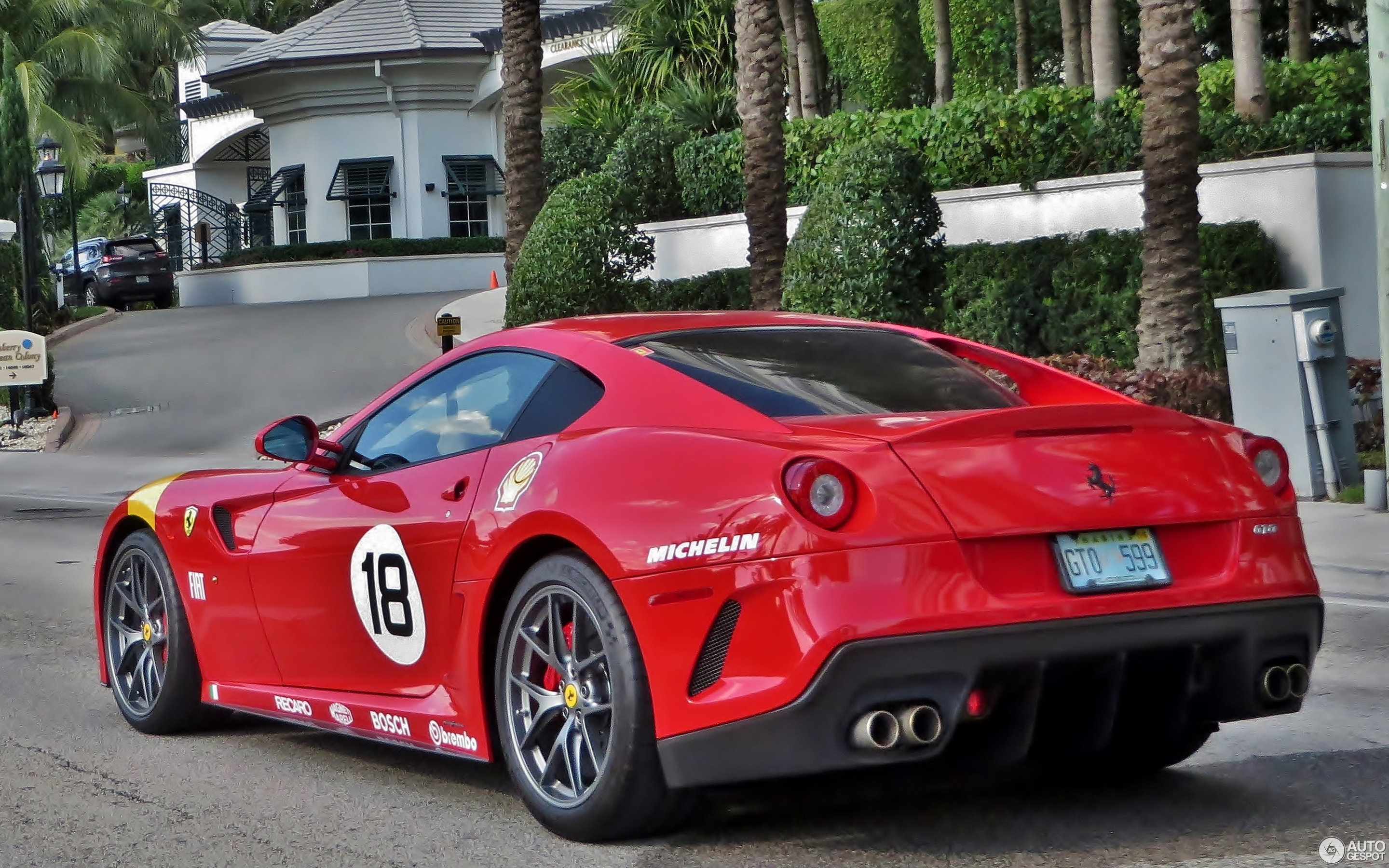 Ferrari 599 Gto 13 May 2016 Autogespot