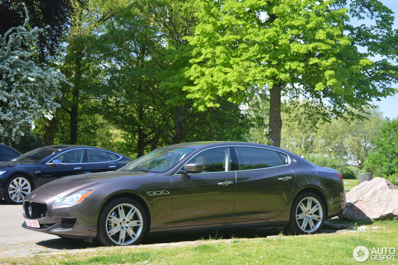 Maserati Quattroporte GTS 2013 - 14 mei 2016 - Autogespot