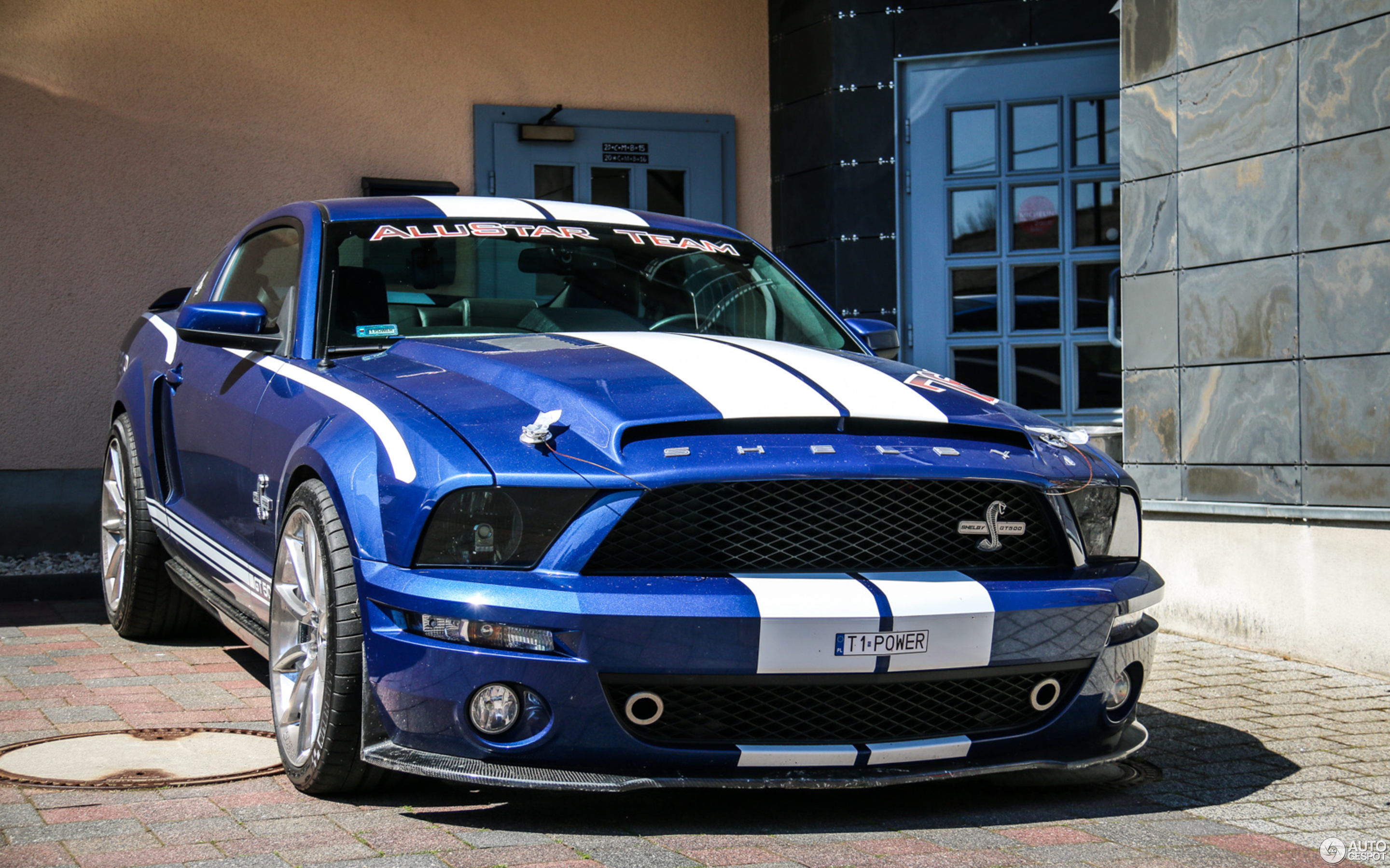 Ford Mustang Shelby GT500 KR 14 May 2016 Autogespot