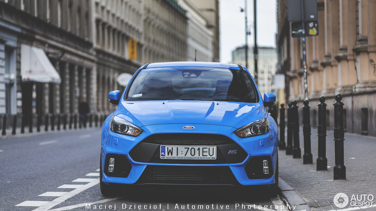 ford focus rs 2015 15 mei 2016 autogespot. Black Bedroom Furniture Sets. Home Design Ideas