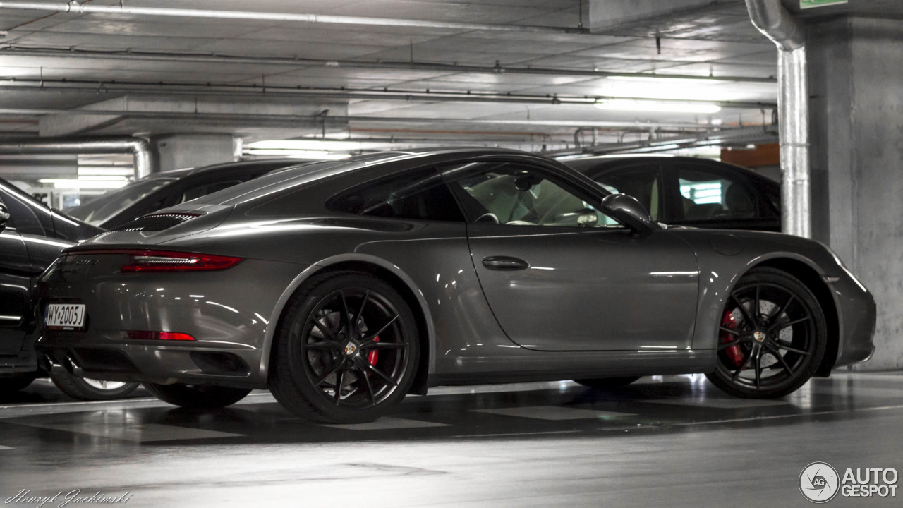 porsche 991 carrera 4s mkii 15 may 2016 autogespot. Black Bedroom Furniture Sets. Home Design Ideas