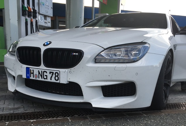 BMW M6 F13 Performance Edition