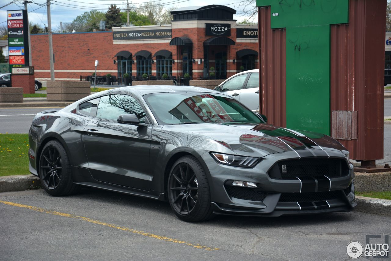 Ford Mustang Shelby Gt 350 2015 17 May 2016 Autogespot