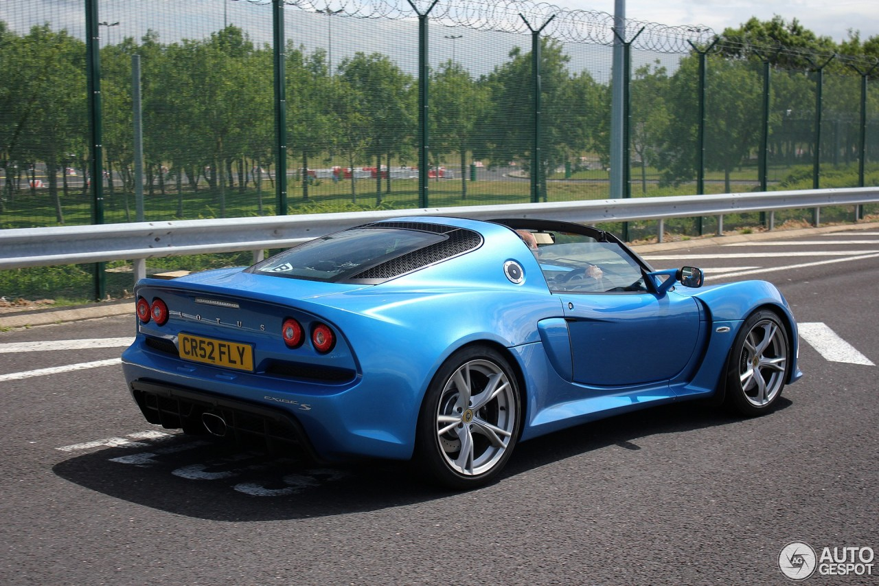lotus exige s roadster 17 mayo 2016 autogespot. Black Bedroom Furniture Sets. Home Design Ideas