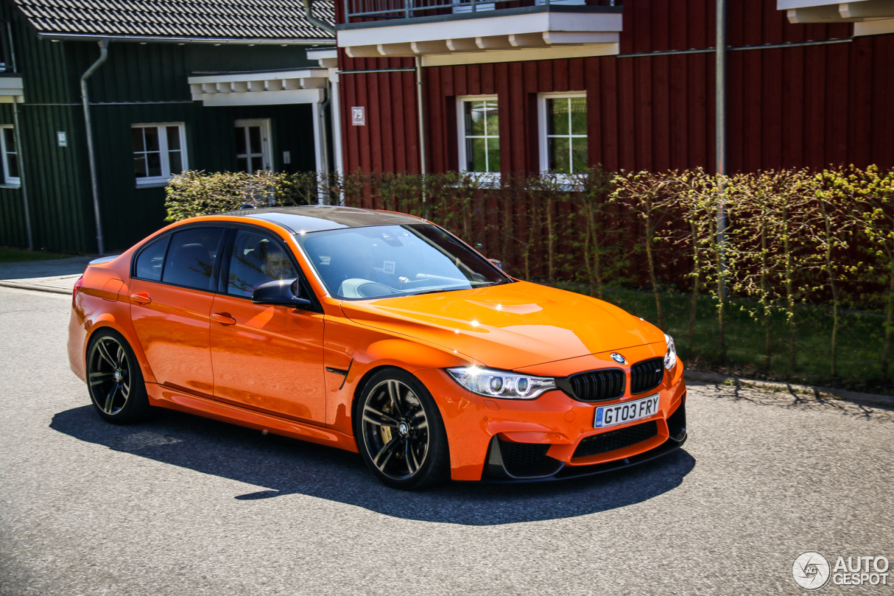 bmw m3 f80 sedan 2016 18 may 2016 autogespot. Black Bedroom Furniture Sets. Home Design Ideas